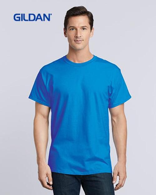 Gildan Ultra Cotton Short Sleeve T-shirt (2000) Front
