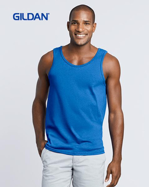 Gildan Heavy Cotton Tank Top (5200) Front