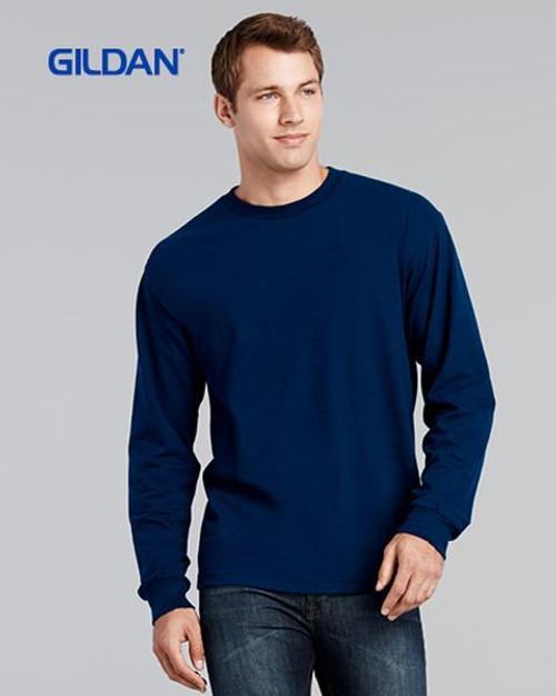 Gildan Hammer Long Sleeve T-shirt (H400) Front