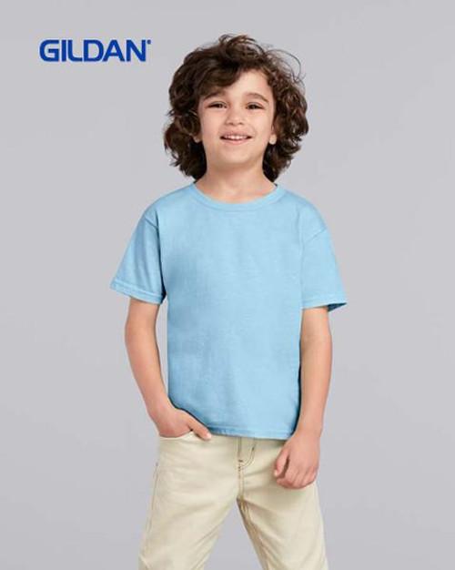 Gildan Toddler Heavy Cotton Short Sleeve T-shirt (5100P) Front
