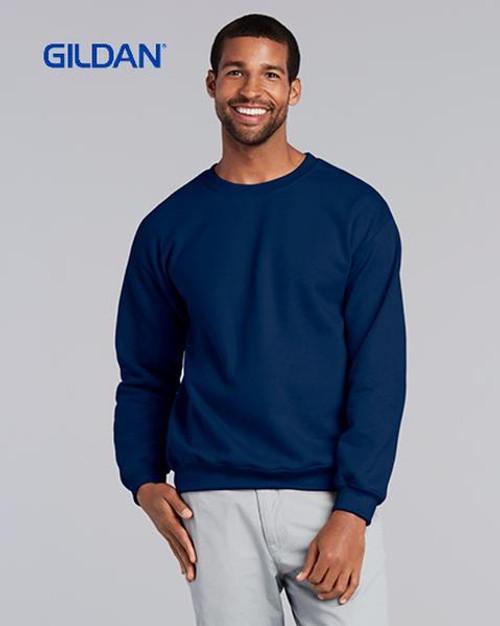 Gildan Crewneck Sweatshirt (18000) Front