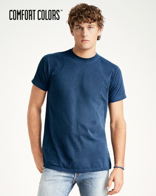 Comfort Colors Short Sleeve T-shirt (1717) Front