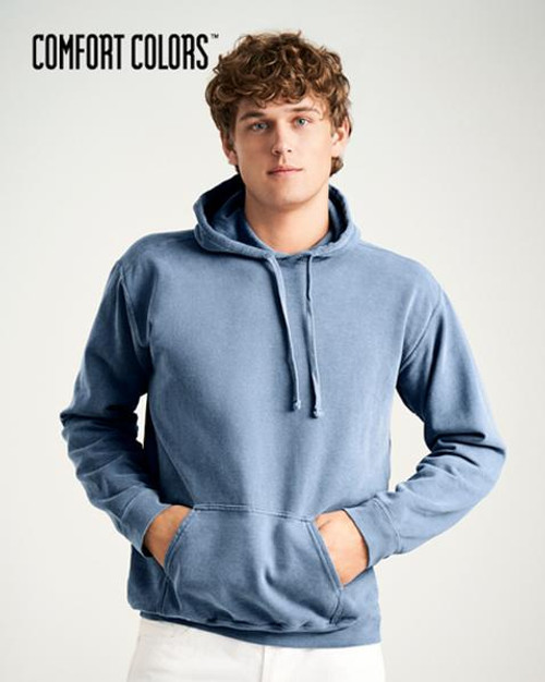 Comfort Colors Hooded Sweatshirt (1567) Front