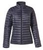 Women's Microlight Down Jacket - Steel/Passata