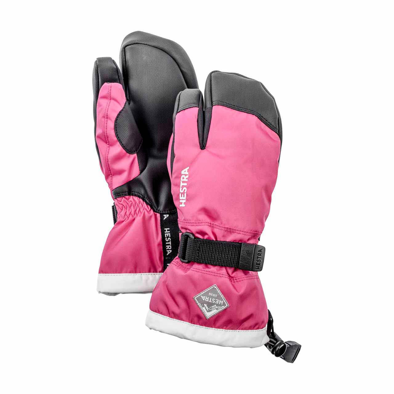 paras arvo superlaatu uusia valokuvia Hestra Gauntlet CZone Jr. 3 Finger Glove