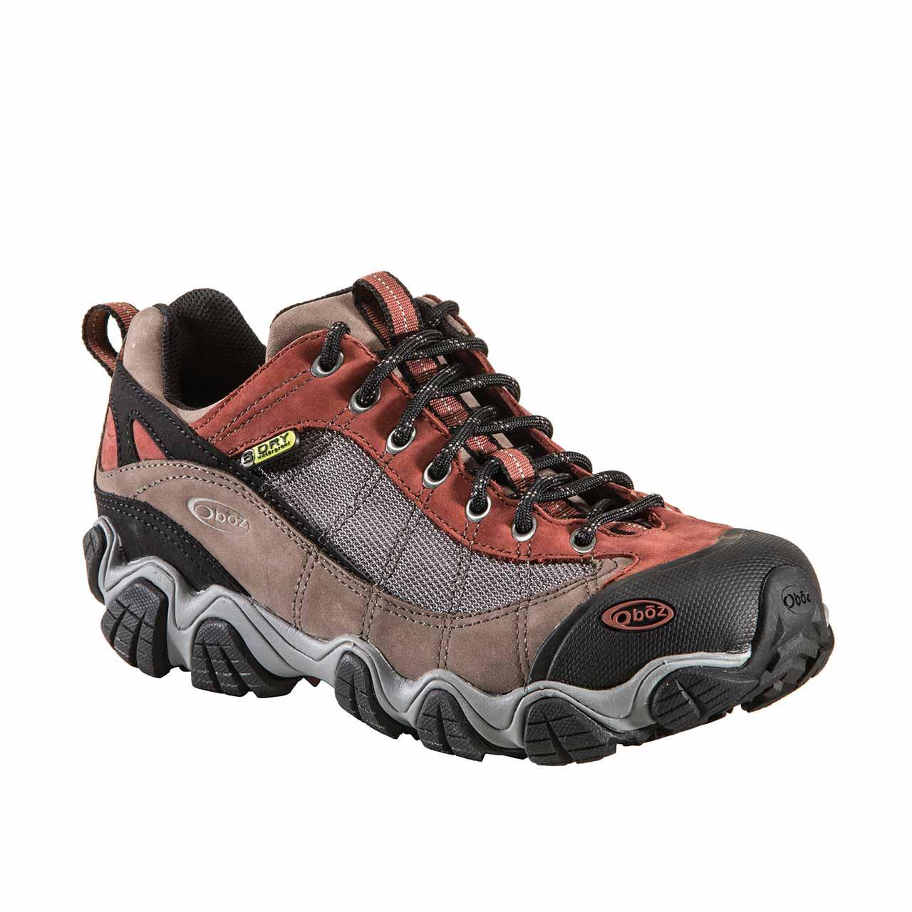 b73ddb0916f Oboz Men's Firebrand II Low BDry Hiking Shoe