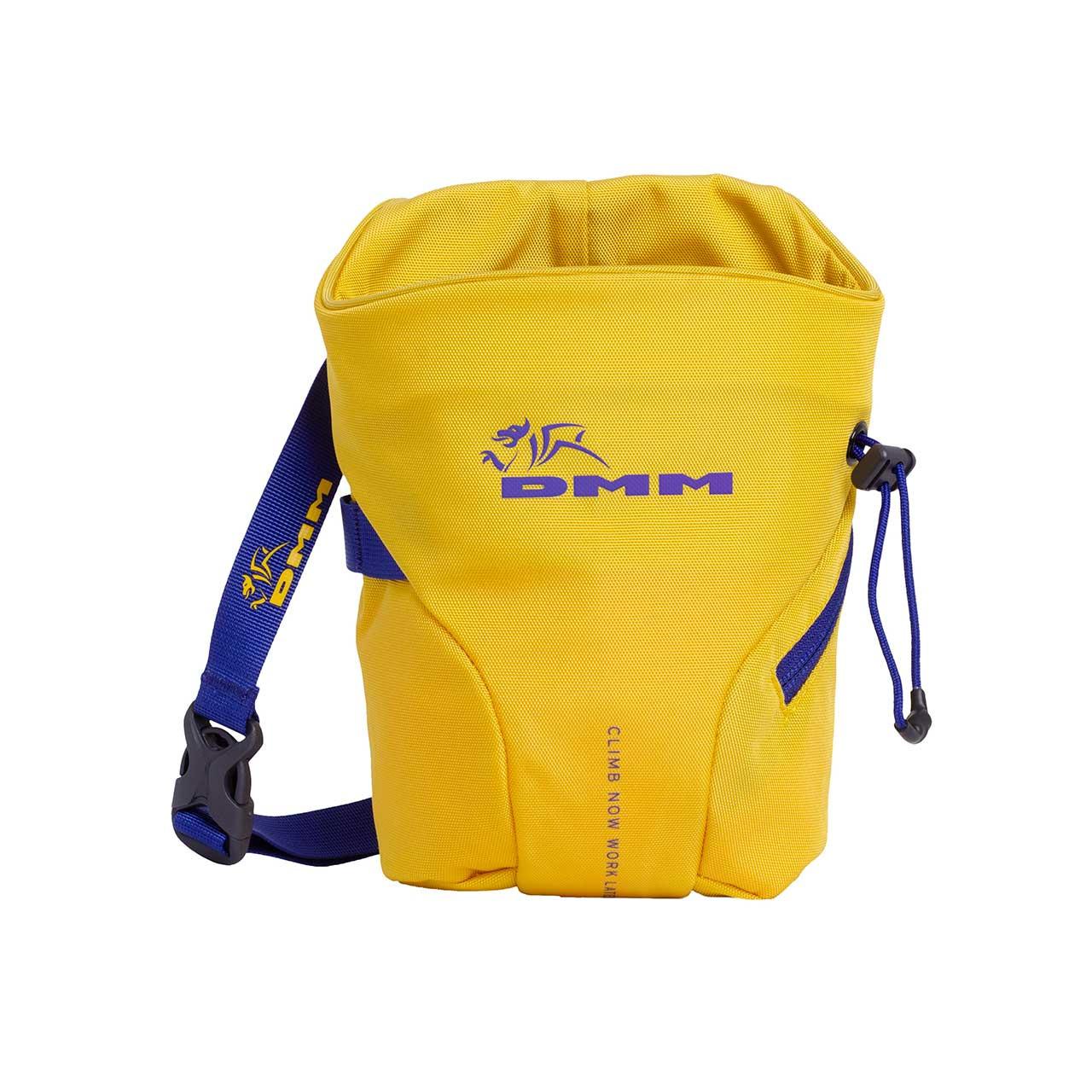 One Size DMM Trad Chalk Bag Blue