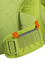 Hip Belt Ice Clipper Slots