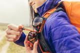 Quickstow Sunglasses Holder (Sunglasses Sold Separately)