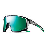 Julbo Fury Sunglasses - Black/Green