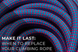 ​ Make It Last: When to Replace Your Climbing Rope
