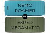 Gear Review: NEMO Roamer vs Exped MegaMat 10