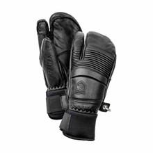 Hestra Fall Line 3 Finger Glove - Black