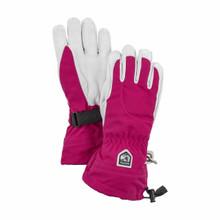 Women's Heli Glove - Fuchsia/Offwhite