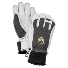 Hestra Army Leather Patrol Glove - Charcoal