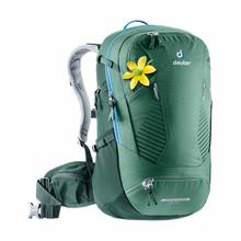 Deuter Women's Trans Alpine 28 SL Backpack - Seagreen/Forest