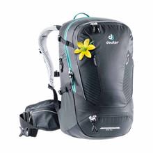 Deuter Women's Trans Alpine 28 SL Backpack - Black