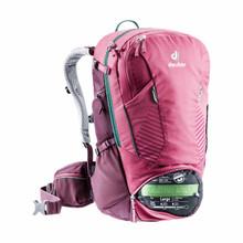 Deuter Women's Trans Alpine 28 SL Backpack - Bottom Compartment (Sleeping Bag Sold Separately)
