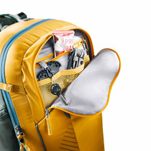 Deuter Trans Alpine 24 Backpack - Front Organizer Compartment (All Items Sold Separately)
