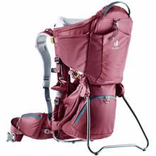 Kid Comfort Child Carrier Backpack - Maroon