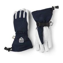 Women's Heli Glove - Navy/Offwhite