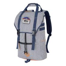 Soavy 23 Backpack - Blue Stripes