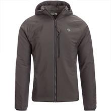 Kor Strata Hooded Jacket - Void