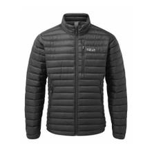 Microlight Down Jacket - Black