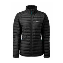 Women's Microlight Down Jacket - Black