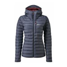 Women's Microlight Alpine Down Jacket - Steel