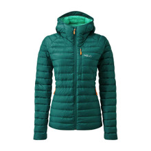 Women's  Microlight Alpine Down Jacket - Atlantis