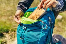 Top Zippered Pocket