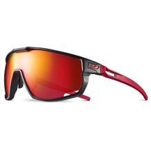 Julbo Rush Sunglasses - Black/Red
