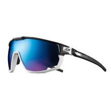 Julbo Rush Sunglasses - Black/White
