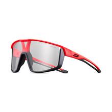 Julbo Fury Sunglasses - Black/Orange Fluorescent