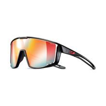 Julbo Fury Sunglasses - Translucent Black/Black