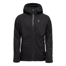 Boundary Line Insulated Jacket - Black