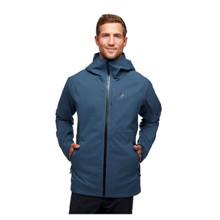 Boundary Line Insulated Jacket - Azurite