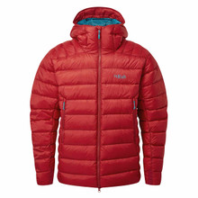 Rab Electron Pro Jacket - Ascent Red