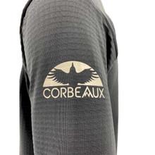 Corbeaux Conundrum Crew - Sleeve Detail