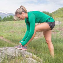 Corbeaux Silkyway Long Sleeve - On the Trail
