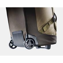 Deuter AViANT Pro Movo 90 Rolling Duffel Bag - Wheels Detail