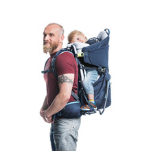 Safely and comfortably carries your child