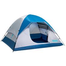 Eureka Tetragon NX 5 Person Tent - Open