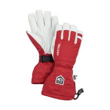 Hestra Heli Glove - Red