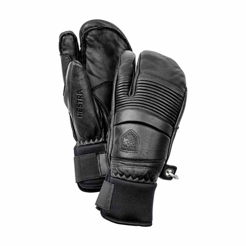 Hestra Fall Line 3 Finger Glove - Black