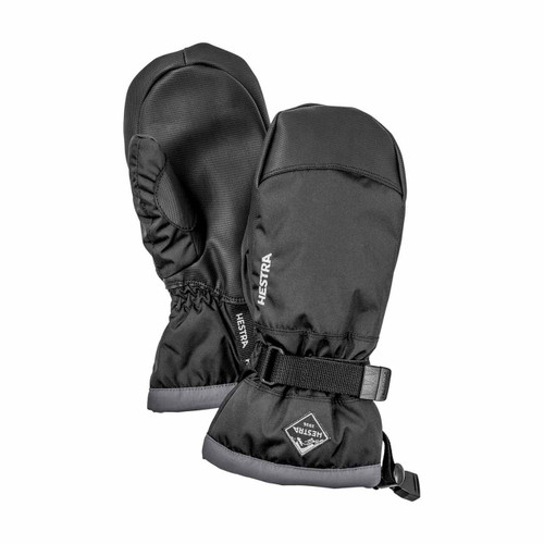 Hestra Gauntlet CZone Jr. Mitt - Black/Graphite