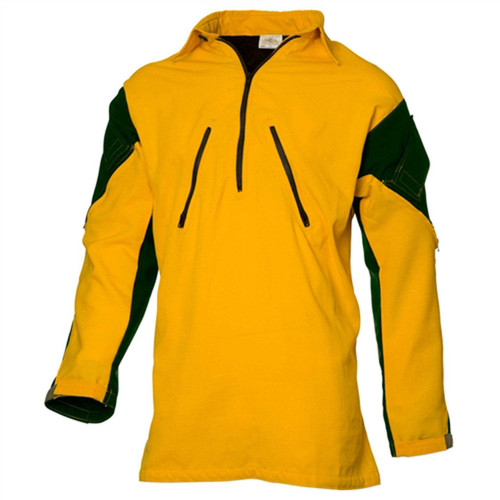 Coaxsher BetaX Wildland Fire Shirt - Yellow/Green