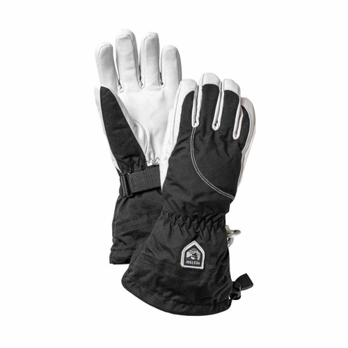Women's Heli Glove - Black/Offwhite