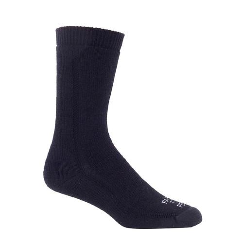 Farm to Feet Jacksonville Midweight Boot Socks - Black